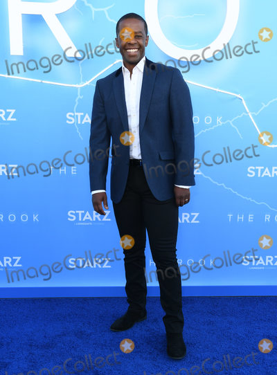 """Adrian Lester Photo - 17 June 2019 - Los Angeles, California - Adrian Lester. Starz's """"The Rook"""" Los Angeles Premiere held at The Getty Museum. Photo Credit: Birdie Thompson/AdMedia"""