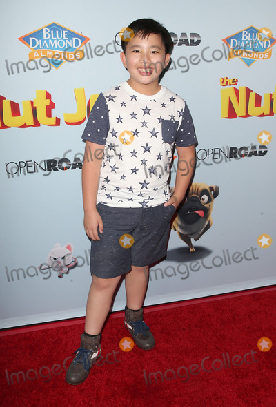 "Albert Tsai Photo - 05 August 2017 - Los Angeles, California - Albert Tsai. ""Nut Job 2: Nutty by Nature"" World Premiere held at Regal Cinema at L.A. Live. Photo Credit: F. Sadou/AdMedia"