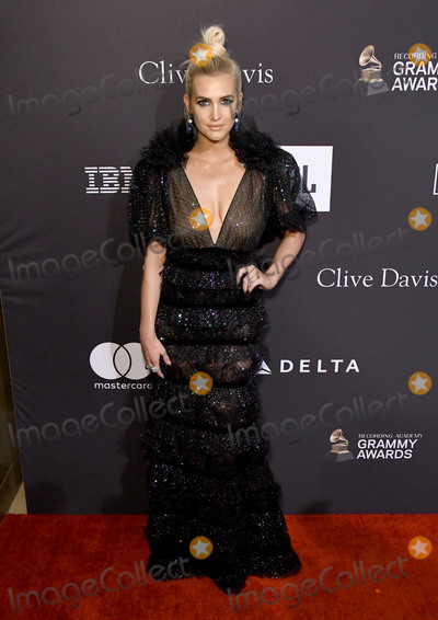 Ashlee Simpson Photo - 09 February 2019 - Beverly Hills, California - Ashlee Simpson. The Recording Academy And Clive Davis' 2019 Pre-GRAMMY Gala held at the Beverly Hilton Hotel. Photo Credit: Birdie Thompson/AdMedia