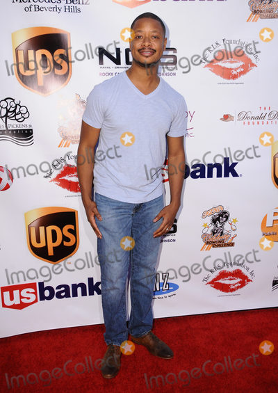 Arjay Smith Photo - 30 September  2017 - Studio City, California - Arjay Smith. 2017 K.I.S. Foundation Celebrity Bowling Challenge for Sickle Cell Disease Awareness held at PINZ Entertainment Center in Studio City. Photo Credit: Birdie Thompson/AdMedia