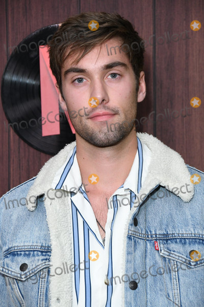 """Austin North Photo - 25 February 2020 - West Hollywood, California - Austin North. Netflix's """"I'm Not Okay With That"""" Los Angeles Premiere held at The London West Hollywood. Photo Credit: Birdie Thompson/AdMedia"""