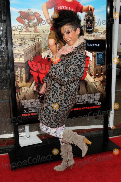 "Alina Manou, Grauman's Chinese Theatre Photo - 18 December 2010 - Hollywood, California - Alina Manou. ""Gulliver's Travels"" Los Angeles Premiere held at Grauman's Chinese Theatre. Photo: Byron Purvis/AdMedia"