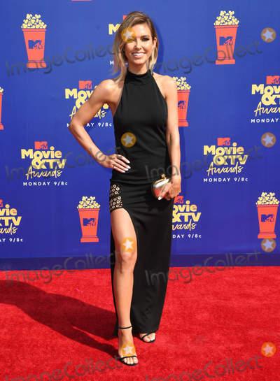 Audrina Patridge Photo - 15 June 2019 - Santa Monica, California - Audrina Patridge. 2019 MTV Movie and TV Awards held at Barker Hangar. Photo Credit: Birdie Thompson/AdMedia