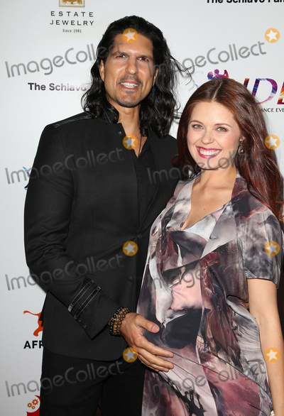 Anna Trebunskaya Photo - 23 July 2017 - Hollywood, California - Anna Trebunskaya, Nevin Millan. Ride Foundation Inaugural Gala - Dance For Africa. Photo Credit: F. Sadou/AdMedia