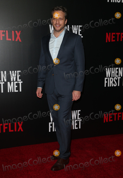 "Ari Sandel Photo - 20 February 2018 - Hollywood, California - Ari Sandel. Special Screening of Netflix ""When We First Met"" held at Arclight Hollywood. Photo Credit: F. Sadou/AdMedia"