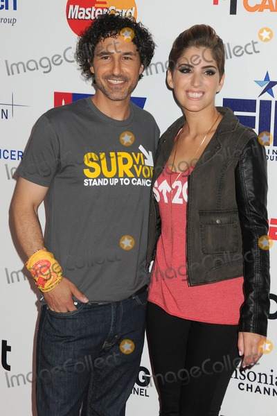 Ethan Zohn, Suleika Jaouad Photo - 5 September 2014 - Hollywood, California - Ethan Zohn, Suleika Jaouad. 4th Biennial Stand Up To Cancer held at the Dolby Theatre. Photo Credit: Byron Purvis/AdMedia