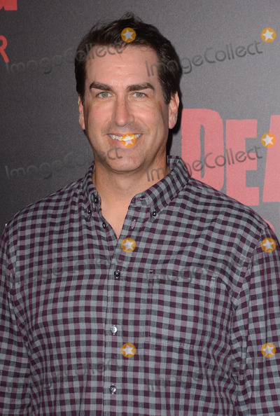 """Rob Riggle, Kim Novak Photo - 11 March 2015 - Los Angeles, California - Rob Riggle.  Arrivals for Crackle's world premiere original feature film """"Dead Rising: Watchtower"""" held at the Kim Novak Theater at Sony Pictures Studios. Photo Credit: Birdie Thompson/AdMedia"""