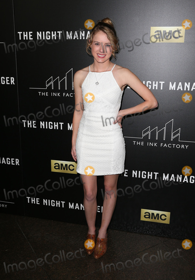 "Photo - 05 April 2016 - West Hollywood, Laura Slade Wiggins. Premiere Of AMC's ""The Night Manager"" at The DGA Theater. Photo Credit: F.Sadou/AdMedia"