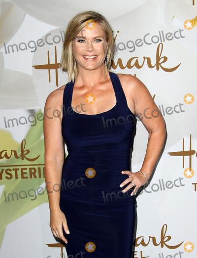 Alison Sweeney Photo - 27 July 2017 - Los Angeles, California - Alison Sweeney. Hallmark Channel & Hallmark Movies and Mysteries Summer 2017 Television Critics Association Press Tour Event held at a Private Estate in Beverly Hills. Photo Credit: AdMedia