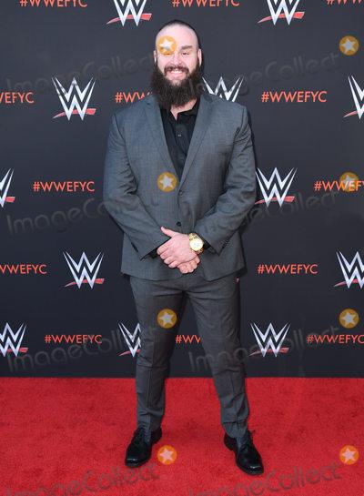 Braun Strowman Photo - 06 June 2018 - North Hollywood, California - Braun Strowman. WWE FYC Event held at Saban Media Center at the Television Academy. Photo Credit: Birdie Thompson/AdMedia