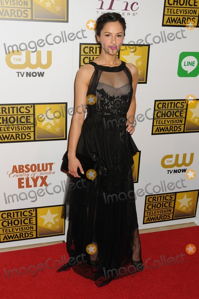 Annet Mahendru Photo - 19 June 2014 - Beverly Hills, California - Annet Mahendru. 4th Annual Critics' Choice Television Awards - Arrivals held at The Beverly Hilton Hotel. Photo Credit: Byron Purvis/AdMedia