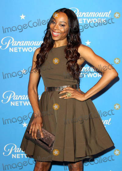 Erica Ash, ASH Photo - 18 January 2018 - Los Angeles, California - Erica Ash. Paramount Network Launch Party held at Sunset Tower Hotel in Los Angeles. Photo Credit: AdMedia