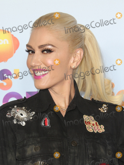 Gwen Stefani Photo - 11 March 2017 -  Los Angeles, California - Gwen Stefani. Nickelodeon's Kids' Choice Awards 2017 held at USC Galen Center. Photo Credit: Faye Sadou/AdMedia