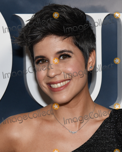 "Ashly Burch, Raven Photo - 29 January 2020 - Hollywood, California - Ashly Burch. Premiere of Apple TV+'s ""Mythic Quest: Raven's Banquet"" at The Cinerama Dome. Photo Credit: Billy Bennight/AdMedia"