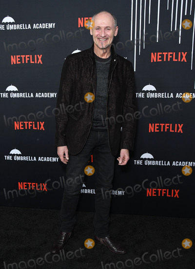 """Colm Feore Photo - 12 February 2019 - Hollywood, California - Colm Feore. Netflix's """"The Umbrella Academy"""" Los Angeles Premiere held at the Arclight Hollywood. Photo Credit: Birdie Thompson/AdMedia"""