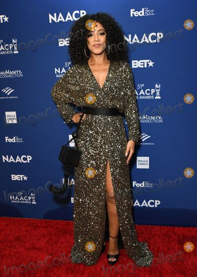 Angela Rye, Ray Dolby Photo - 21 February 2020 - Hollywood, California - Angela Rye. 51st NAACP Image Awards - Non-Televised Awards Dinner  held at the Ray Dolby Ballroom. Photo Credit: Birdie Thompson/AdMedia
