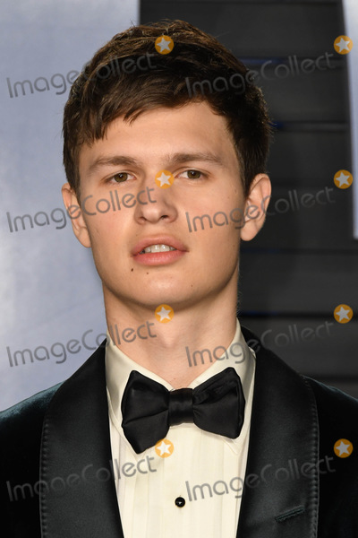 Ansel Elgort, Wallis Annenberg Photo - 04 March 2018 - Los Angeles, California - Ansel Elgort. 2018 Vanity Fair Oscar Party following the 90th Academy Awards held at the Wallis Annenberg Center for the Performing Arts. Photo Credit: Birdie Thompson/AdMedia