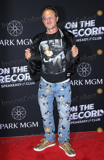 David Arquette Photo - 19 January 2019 - Las Vegas, NV -  David Arquette.  On The Record Grand Opening Red Carpet at Park MGM. Photo Credit: MJT/AdMedia
