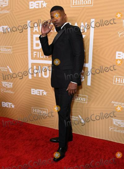 Jamie Foxx Photo - 23 February 2020 - Beverly Hills, California - Jamie Foxx. American Black Film Festival Honors Awards Ceremony held at the Beverly Hilton Hotel. Photo Credit: Birdie Thompson/AdMedia