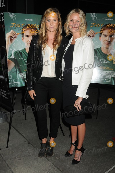 "Alexandria Jackson, Lisa Sheldon Photo - 20 April 2015 - Hollywood, California - Lisa Sheldon, Alexandria Jackson. ""Just Before I Go"" Los Angeles Special Screening held at Arclight Cinemas. Photo Credit: Byron Purvis/AdMedia"