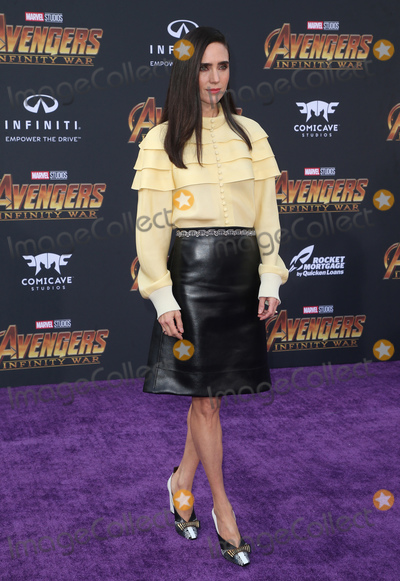 "Jennifer Connelly Photo - 23 April 2018 - Hollywood, California - Jennifer Connelly. Disney and Marvel's ""Avengers: Infinity War"" Los Angeles Premiere held at Dolby Theater. Photo Credit: F. Sadou/AdMedia"