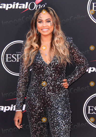Ayesha Curry Photo - 12 July 2017 - Los Angeles, California - Ayesha Curry. 2017 ESPYS Awards Arrivals held at the Microsoft Theatre in Los Angeles. Photo Credit: AdMedia