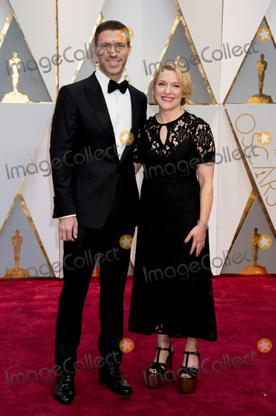 Travis Knight, Arianne Sutner Photo - 26 February 2017 - Hollywood, California - Travis Knight and Arianne Sutner. 89th Annual Academy Awards presented by the Academy of Motion Picture Arts and Sciences held at Hollywood & Highland Center. Photo Credit: AMPAS/AdMedia