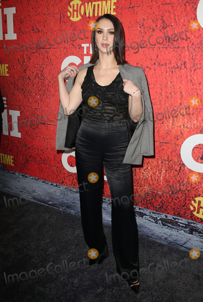 "Alixandra von Renner Photo - 03 January 2018 - Los Angeles, California - Alixandra von Renner. Showtime's ""The Chi"" Los Angeles Premiere held at Downtown Independent. Photo Credit: F. Sadou/AdMedia"