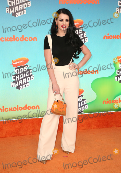 Photo - 23 March 2019 - Los Angeles, California - Paige. 2019 Nickelodeon Kids' Choice Awards held at The USC Galen Center. Photo Credit: Faye Sadou/AdMedia