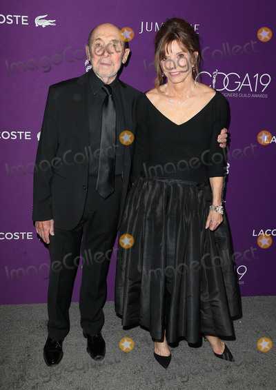 Albert Wolsky Photo - 21 February 2017 - Beverly Hills, California - Albert Wolsky, Susan Hall. 19th CDGA Costume Designers Guild Awards held at the Beverly Hilton. Photo Credit: AdMedia