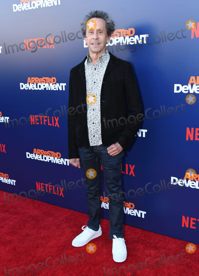 "Brian Grazer, Arrested Development Photo - 17 May 2018 - Hollywood, California - Brian Grazer. Netflix's ""Arrested Development"" Season 5 Premiere held at Netflix FYSee Theater. Photo Credit: Birdie Thompson/AdMedia"