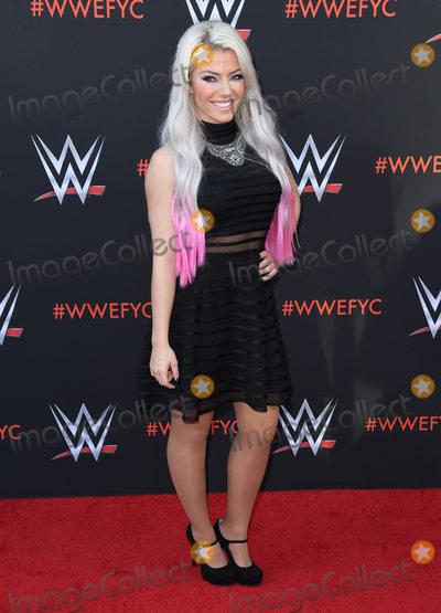 Alexa Bliss Photo - 06 June 2018 - North Hollywood, California - Alexa Bliss. WWE FYC Event held at Saban Media Center at the Television Academy. Photo Credit: Birdie Thompson/AdMedia