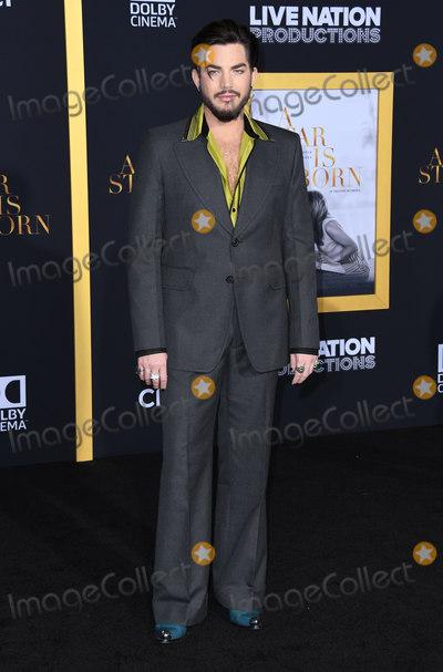 "Adam Lambert Photo - 24 September 2018 - Los Angeles, California - Adam Lambert. ""A Star is Born"" Los Angeles Premiere held at The Shrine Auditorium. Photo Credit: Birdie Thompson/AdMedia"