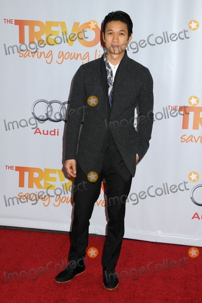 Harry Shum, Harry Shum Jr., Harry Shum, Jr. Photo - 8 December 2013 - Hollywood, California - Harry Shum Jr.. 15th Annual TrevorLive Los Angeles Benefit held at The Hollywood Palladium. Photo Credit: Byron Purvis/AdMedia