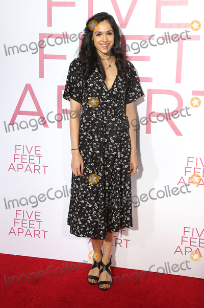 "Arianna Guerra Photo - 07 March 2019 - Westwood, California - Arianna Guerra. ""Five Feet Apart"" Los Angeles Premiere held at the Fox Bruin Theatre. Photo Credit: Faye Sadou/AdMedia"