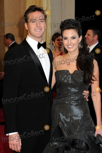 Armie Hammer, Elizabeth Chambers Photo - 27 February 2011 - Hollywood, California - Armie Hammer and Elizabeth Chambers. 83rd Annual Academy Awards - Arrivals held at the Kodak Theatre. Photo: Byron Purvis/AdMedia