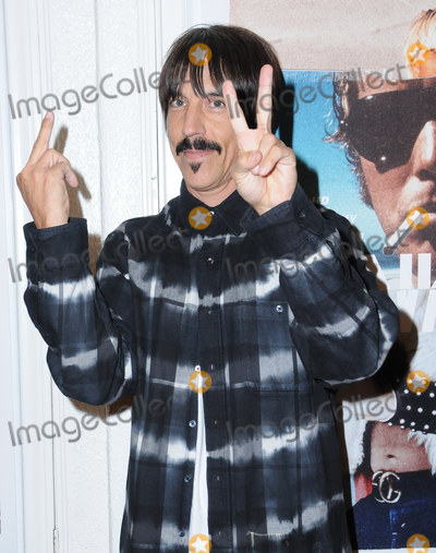 "Anthony Kiedis Photo - 01 November  2017 - Santa Monica, California - Anthony Kiedis. ""Bunker77"" Los Angeles Premiere held at Aero Theater in Santa Monica. Photo Credit: Birdie Thompson/AdMedia"