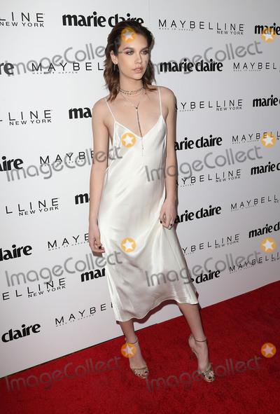 Amanada Steele, Doheny Photo - 21 April 2017 - West Hollywood, California - Amanada Steele. Marie Claire's Fresh Faces held in the Doheny Room. Photo Credit: AdMedia