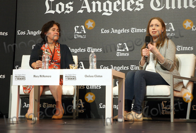 Chelsea Clinton Photo - 14 April 2019 - Los Angeles, California - Chelsea Clinton, Mary McNamara. 2019 Los Angeles Times Festival Of Books Day 2 held at University of Southern California. Photo Credit: Faye Sadou/AdMedia