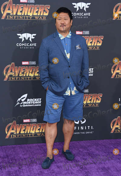"Bendict Wong Photo - 23 April 2018 -  Hollywood, California - Bendict Wong. Disney and Marvel's ""Avengers: Infinity War"" Los Angeles Premiere held at Dolby Theater. Photo Credit: Birdie Thompson/AdMedia"