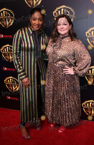 Tiffany, Tiffany Haddish Photo - 02 April 2019 - Las Vegas, NV - Tiffany Haddish, Melissa McCarthy. 2019 CinemaCon WB Studio Presentation Red Carpet at Caesars Palace. Photo Credit: MJT/AdMedia