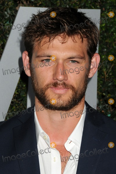 a1b4078096 Photos and Pictures - 2 October 2014 - Beverly Hills, California - Alex  Pettyfer. Michael Kors Launch of Claiborne Swanson Franks Book
