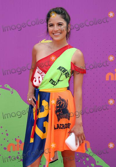 Erin Lim Photo - 13 July 2017 - Los Angeles, California - Erin Lim. Nickelodeon Kids' Choice Sports Awards 2017 held at Pauley Pavilion. Photo Credit: F. Sadou/AdMedia