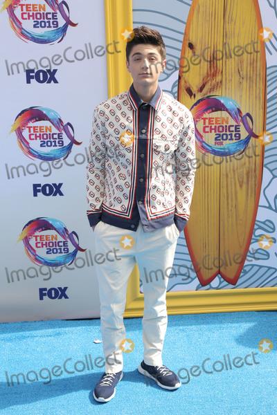 Asher Angel Photo - 11 August 2019 - Hermosa Beach, California - Asher Angel. FOX's Teen Choice Awards 2019 held at Hermosa Beach Pier. Photo Credit: PMA/AdMedia
