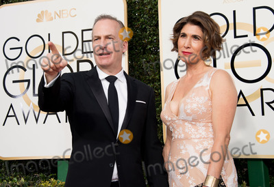 Bob Odenkirk Photo - 08 January 2016 - Beverly Hills, California - Bob Odenkirk and Naomi Odenkirk.74th Annual Golden Globe Awards held at the Beverly Hilton. Photo Credit: HFPA/AdMedia