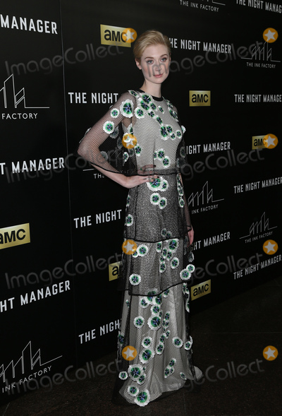 "Elizabeth Debicki Photo - 05 April 2016 - West Hollywood, Elizabeth Debicki. Premiere Of AMC's ""The Night Manager"" at The DGA Theater. Photo Credit: F.Sadou/AdMedia"