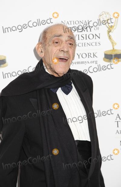 Abe Vigoda Photo - 3 April 2011 - New York, New York - Abe Vigoda. 54th Annual New York Emmy Awards Gala held at the Marriott Marquis Times Square. Photo: Lauren Krohn/AdMedia