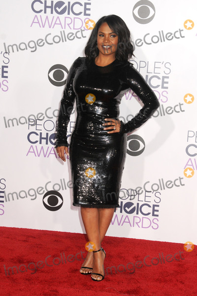 Nia Long Photo - 6 January 2016 - Los Angeles, California - Nia Long. People's Choice Awards 2016 - Arrivals held at The Microsoft Theater. Photo Credit: Byron Purvis/AdMedia