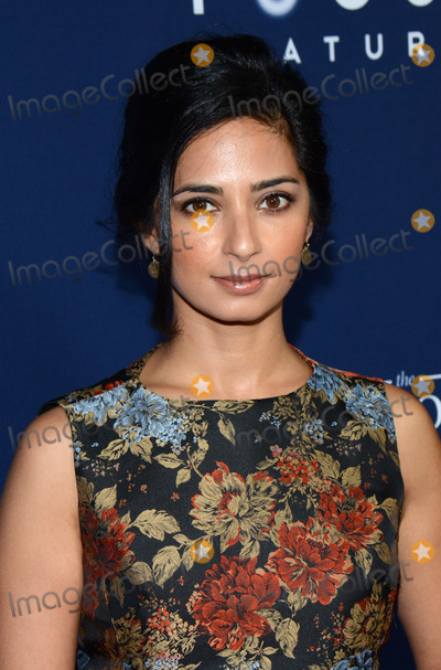 """Aarti Mann, Samuel Goldwyn, Maná Photo - 28 October 2014 - Beverly Hills, California - Aarti Mann. """"The Theory of Everything"""" Los Angeles Premiere held at the Samuel Goldwyn Theater at AMPAS. Photo Credit: Tonya Wise/AdMedia"""