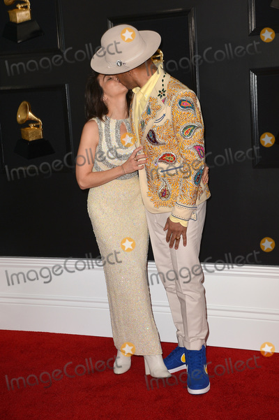 Ben Harper, Grammy Awards Photo - 10 February 2019 - Los Angeles, California - Jaclyn Matfus, Ben Harper. 61st Annual GRAMMY Awards held at Staples Center. Photo Credit: AdMedia
